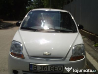 second-hand Chevrolet Spark 2008