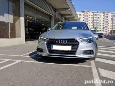 second-hand Audi A3 Sedan 2017 1.6TDI 110CP TVA inclusa