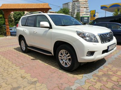 second-hand Toyota Land Cruiser Prado