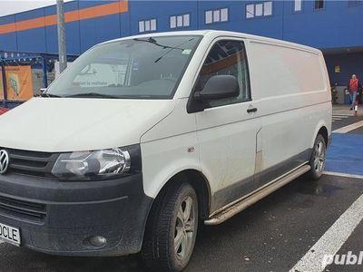 second-hand VW Transporter T5
