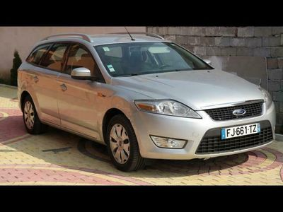 second-hand Ford Mondeo Turnier - an 2010, 2.0 Tdci (Diesel)