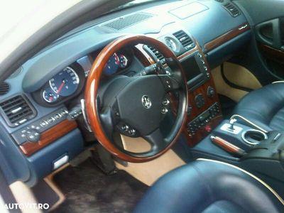 second-hand Maserati Quattroporte