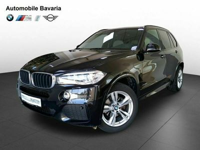 second-hand BMW X5 xDrive25d M Sport Edition