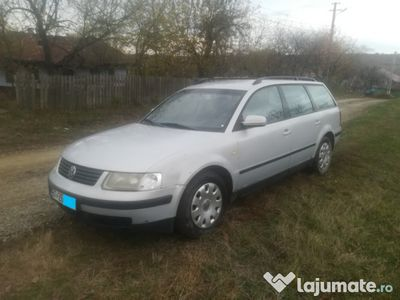 second-hand VW Passat 1.9 tdi
