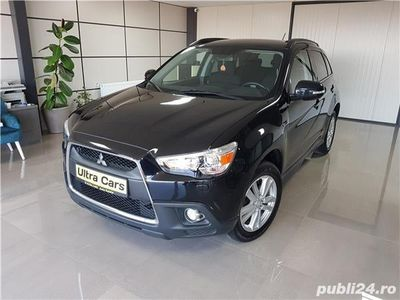 second-hand Mitsubishi ASX 1.8DI-D 150cp 4x4 Euro 5. - Posibilitate cumparare in RATE !!!
