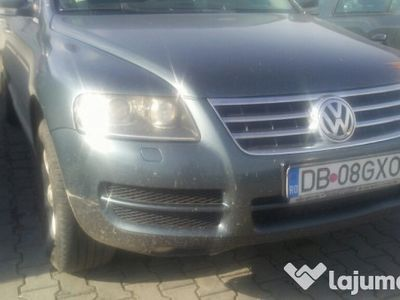brugt VW Touareg 3.0 TDI 4×4 2006