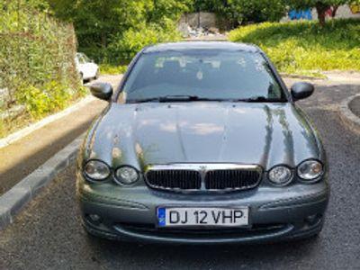 second-hand Jaguar X-type 2.0d