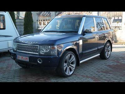 second-hand Land Rover Range Rover Voque