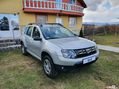 second-hand Dacia Duster 1.5D, 4×4,Euro 6