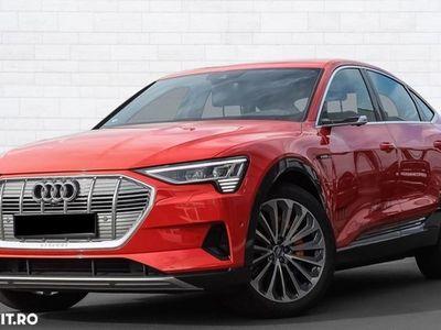 second-hand Audi E-Tron -