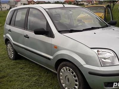 second-hand Ford Fusion 1.4 tdci 2003