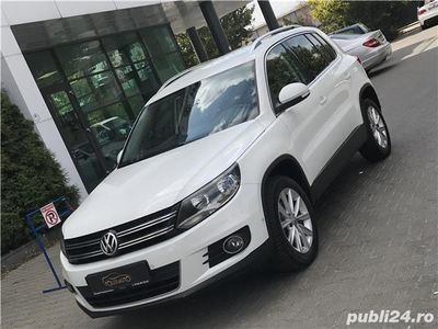 second-hand VW Tiguan 2015 Cutie Automata Posibilitate Leasing