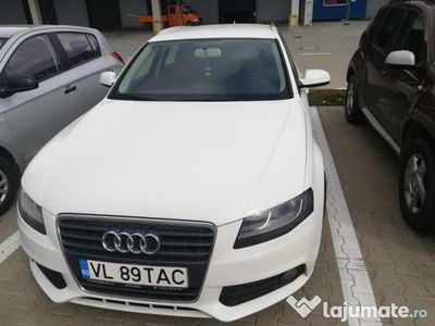 second-hand Audi A4 b8 2.0tdi