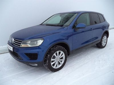 second-hand VW Touareg V6 TDI BMT