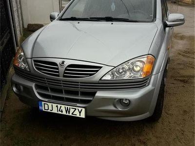 second-hand Ssangyong Kyron