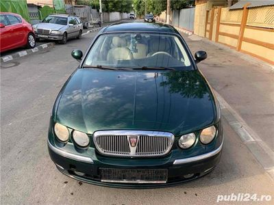second-hand Rover 75