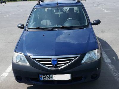 second-hand Dacia Logan Preferance 1.4MPI,