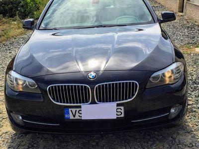second-hand BMW 520 d F10
