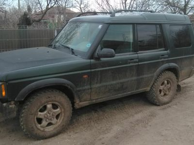 second-hand Land Rover Discovery 2.5, TD, 2003
