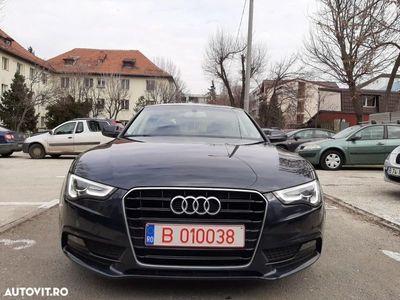 second-hand Audi A5 B9