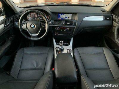 second-hand BMW X3 XDRIVE 2.0
