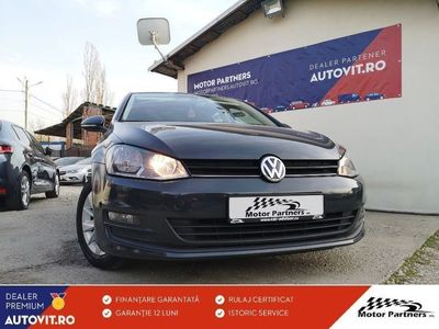 second-hand VW Golf VII 1.6 tdi comfortline 110cp euro 6