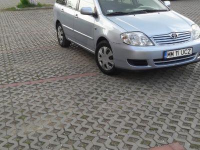 second-hand Toyota Corolla 1.4 diesel