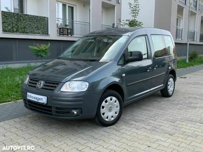 second-hand VW Caddy 1.4