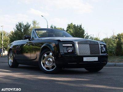 second-hand Rolls Royce Phantom