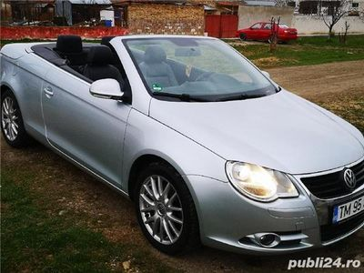 second-hand VW Eos 2.0 TDI / 140 CP/ FULL options