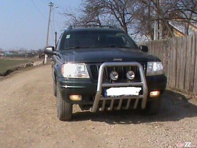 second-hand Jeep Grand Cherokee 2,7 pret fix