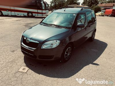 "second-hand Skoda Roomster An 2010 "" cap 1.4 mpi / 85 hp"