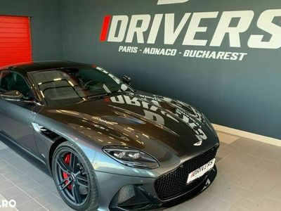 second-hand Aston Martin DBS Superleggera