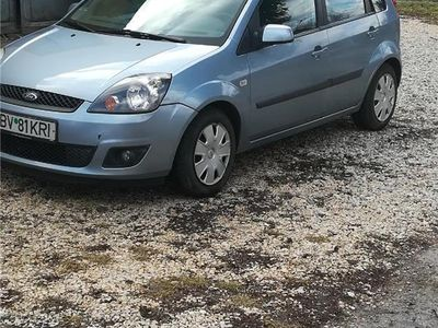 second-hand Ford Fiesta 2006 euro4