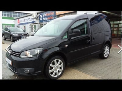 second-hand VW Caddy 2.0TDI Automatic tractiune integrala