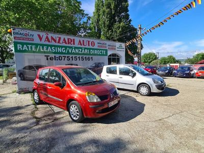 second-hand Renault Modus diesel1.5 dCi-Finantare rate