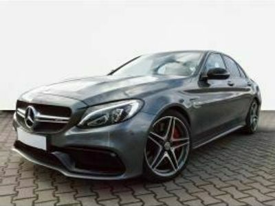 second-hand Mercedes C63 AMG AMG S