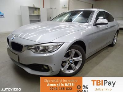 second-hand BMW 420 Seria 4 d