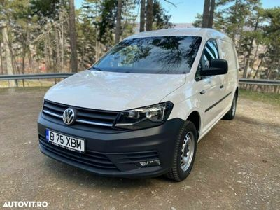 second-hand VW Caddy 2.0