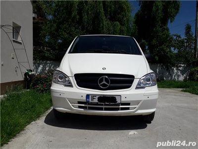 second-hand Mercedes Vito 4X4