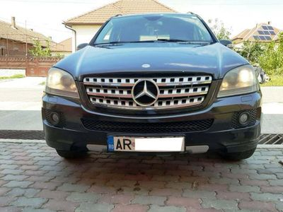 second-hand Mercedes ML320 CDi - 4 Motion