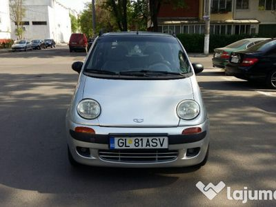 second-hand Chevrolet Matiz koreean 2005 full ac. geamuri el