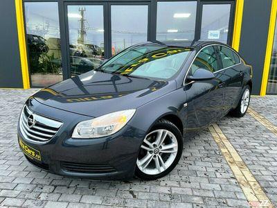 second-hand Opel Insignia 1.6i benzina EURO 5 - Posibilitate RATE !!!