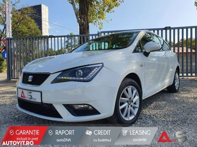 second-hand Seat Ibiza Coupe