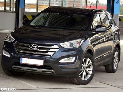 brugt Hyundai Santa Fe
