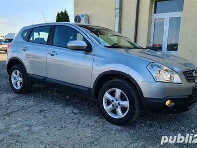 second-hand Nissan Qashqai 1.5 DCi 110 Cp 2008