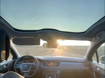 second-hand Peugeot 508 SW Panorama 1.6 eHDI Euro 5 Inmatriculata RO