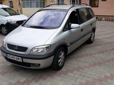 second-hand Opel Zafira 1,8 benzina si gpl gaz montat 2018 din 2003