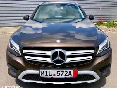 used Mercedes GLC220