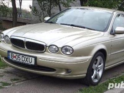 second-hand Jaguar X-type 2.2diesel-155HP